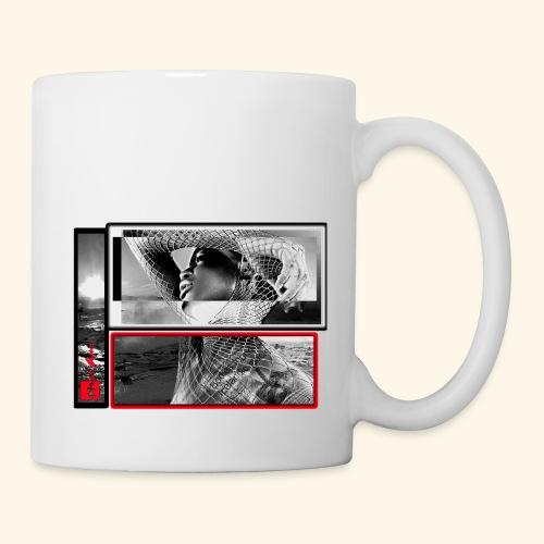 final1b break - Mug blanc