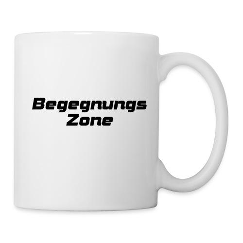 Begegnungszone - Tasse
