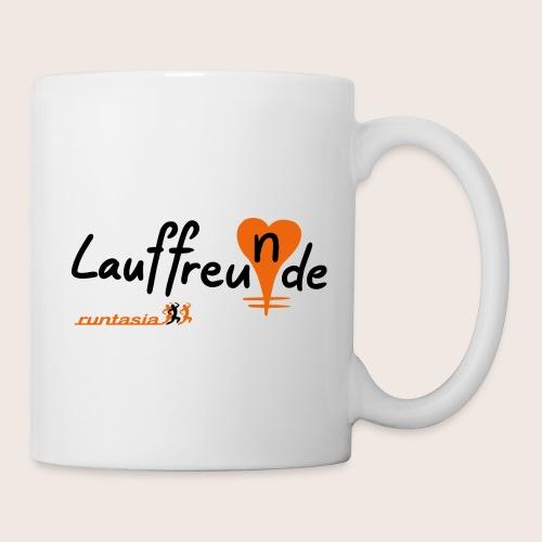 Lauffreu(n)de - Tasse