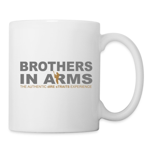 Brothers in Arms - grey - 2020 - Tasse