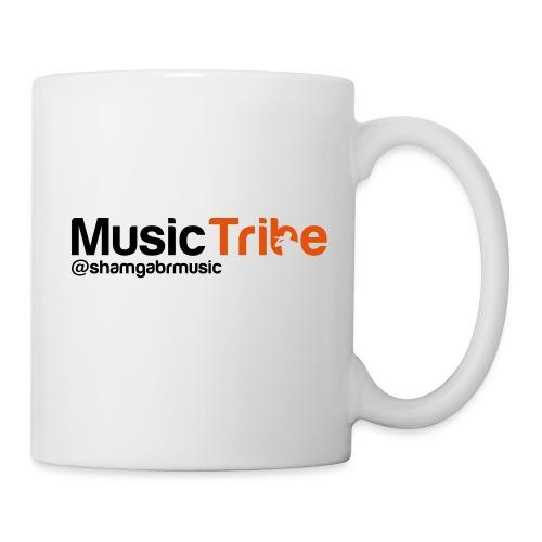 music tribe logo - Mug