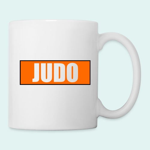 Judo Orange 5. Kyu - Tasse