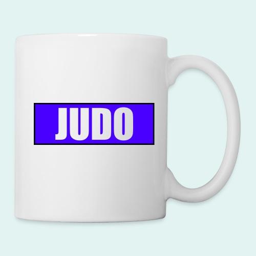 Judo Blau 2. Kyu - Tasse