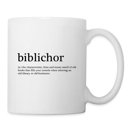 biblichor - duften af gamle bøger - Kop/krus