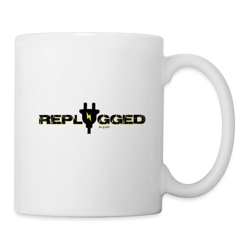Replugged Singles - Clip Art Black - Mug