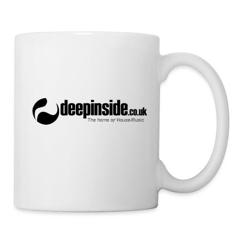 DEEPINSIDE The home of House-Music (Black) - Mug