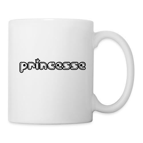 Princesse - Mug blanc