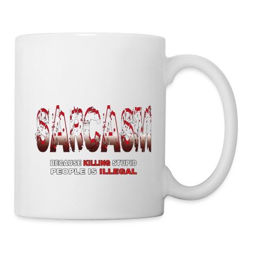 SARCASM - Mug