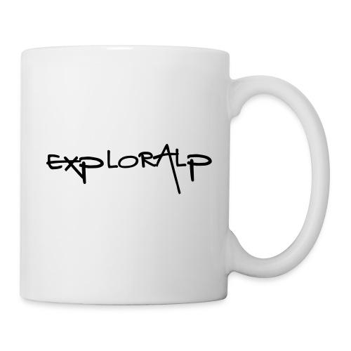 exploralp test oriz - Mug