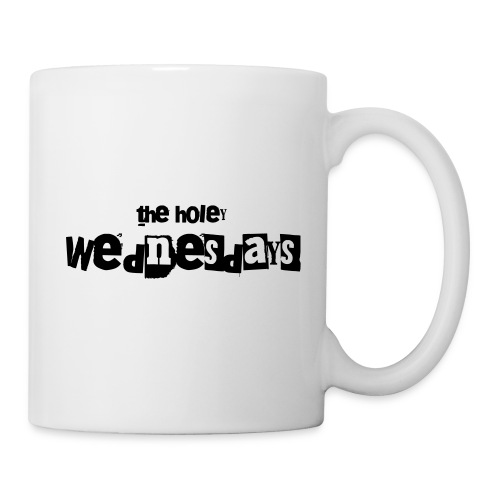 logo the holy wednesdays - Tasse