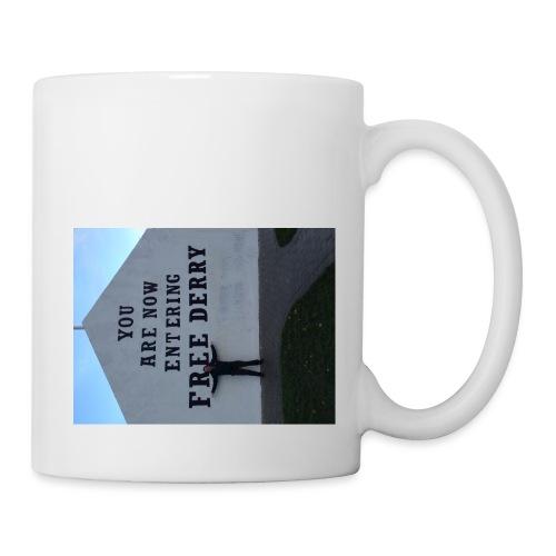 free derry - Mug