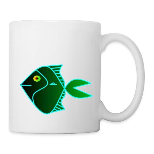 Green anglefish - Mok