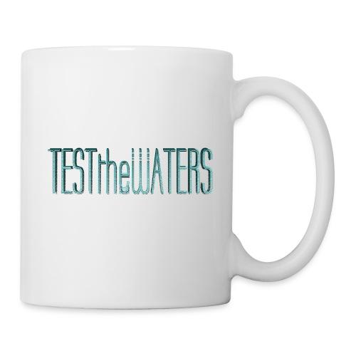 TESTtheWATERS BETA BLUE - Mug