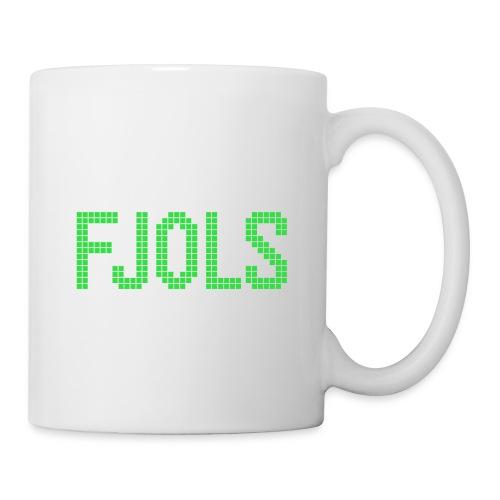 FJOLS Grøn - Kop/krus