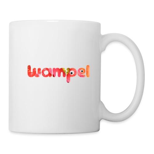 Wampel logo - Tasse