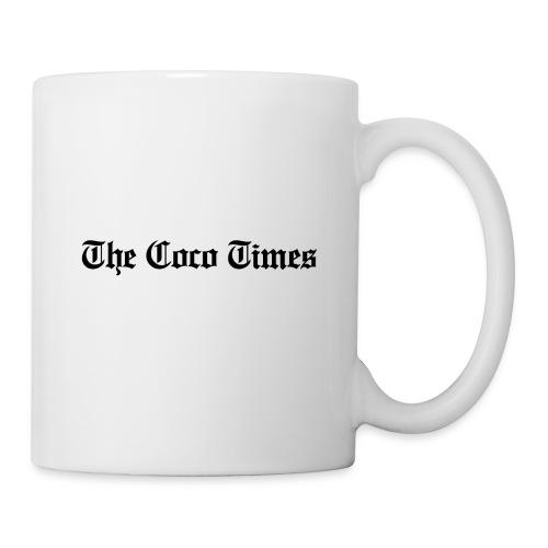 thecocotimes-blk - Mug blanc