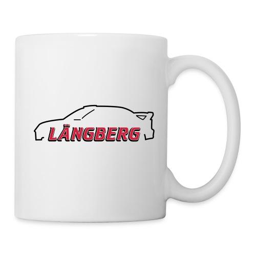 logotype Laengberg - Mugg