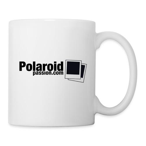 Polaroid Passion com NB - Mug blanc