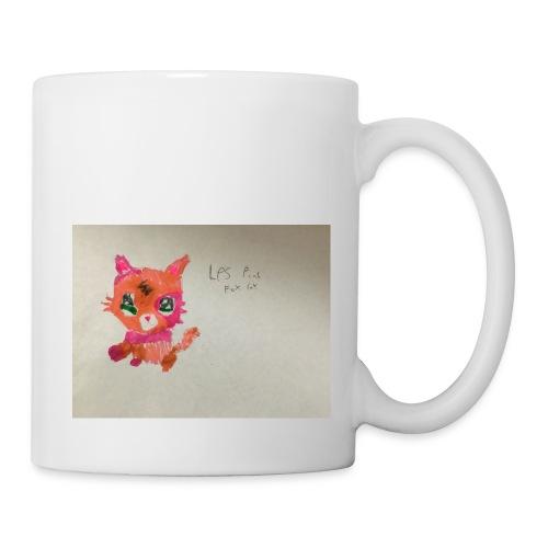 Little pet shop fox cat - Mug