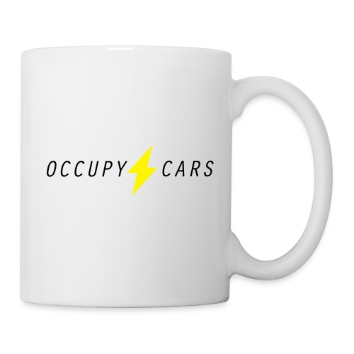 OCCUPY CARS logo - Tasse