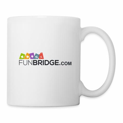 Funbridge logo - Mug