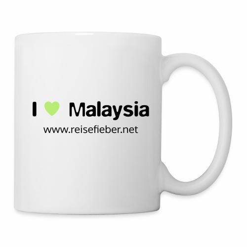 I love Malaysia - Tasse