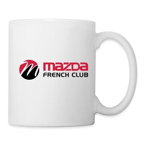mazda french club - Mug blanc