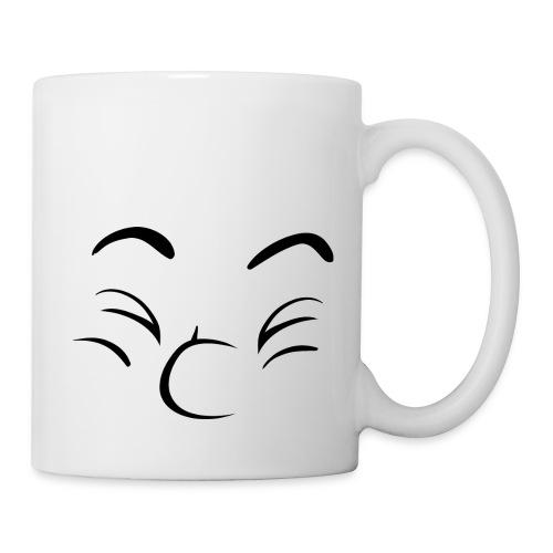 Bonne humeur - Mug blanc