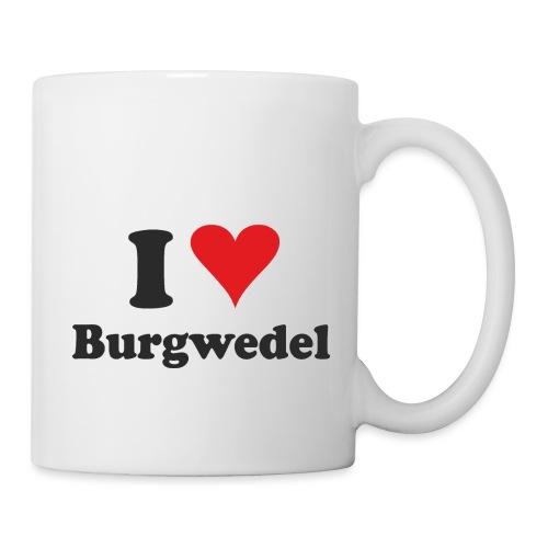 I Love Burgwedel - Tasse