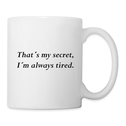 Secret - Tasse
