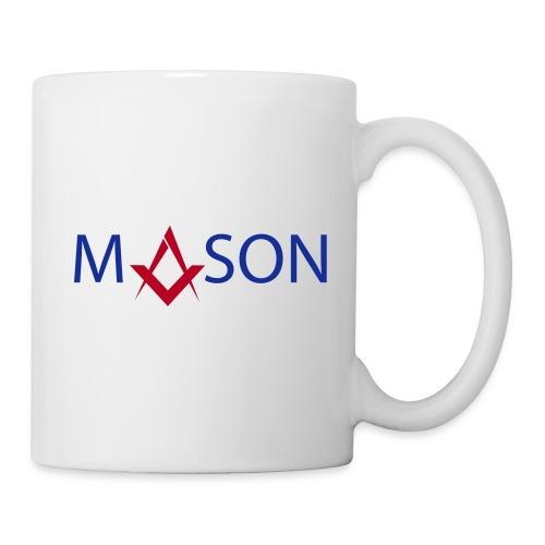Mason Bluenight big nature - Mug blanc