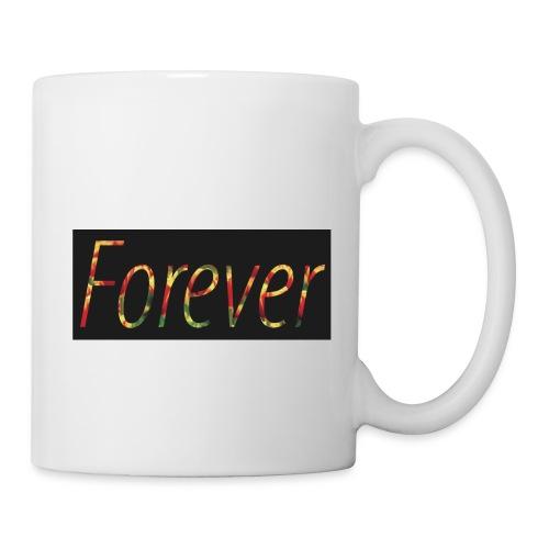 Forever Clothing Black Flowers T-shirt Men - Mok