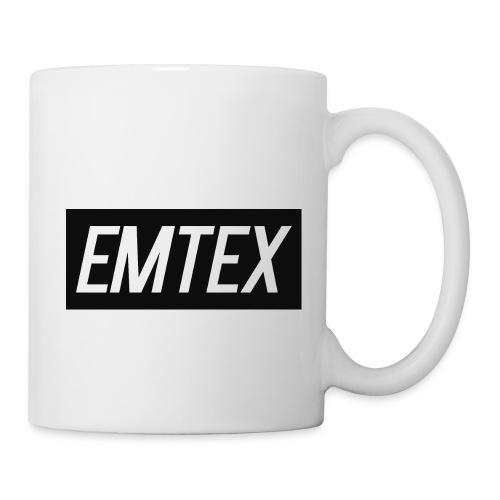 emtexshirtlogo - Kop/krus