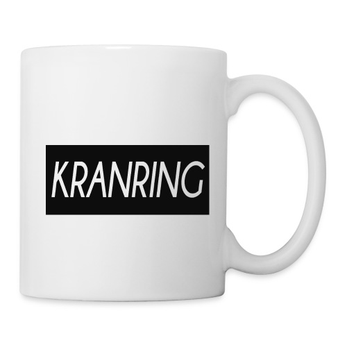Kranring_Shirt_Logo - Mugg