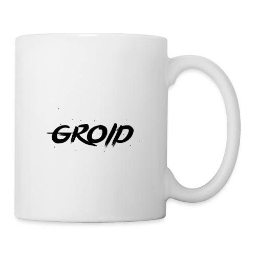 Groid HD Mouse Mat Signature - Mug