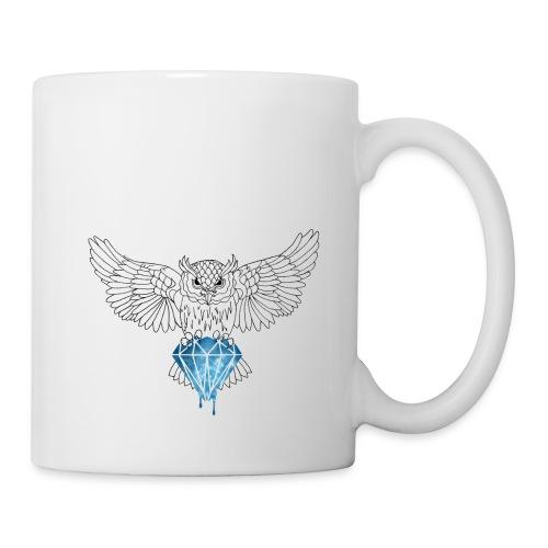 Dynamic Royal Owl-Tanktop - Mugg
