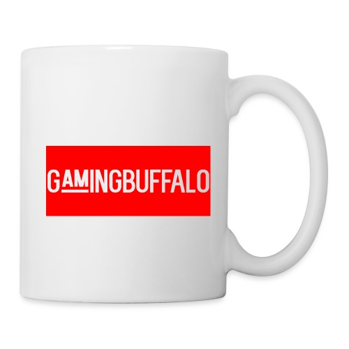 Long Logo RED - Mug