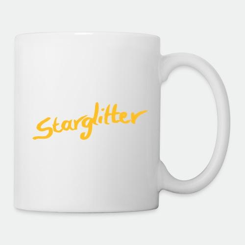 Starglitter - Lettering - Mug