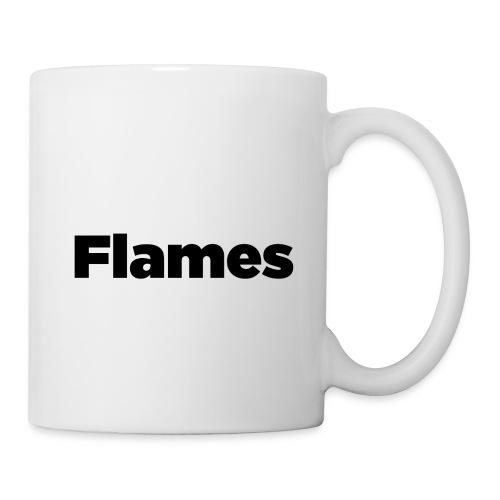 Plump Flames Logo - Mug