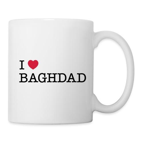 I LOVE BAGHDAD - Mug