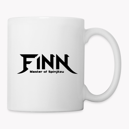 Finn - Master of Spinjitzu - Tasse