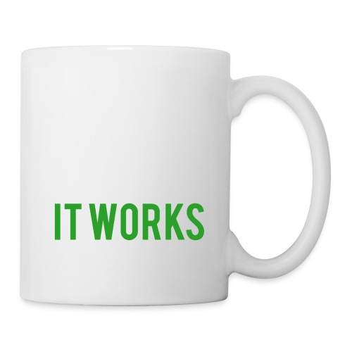 It works on my machine Funny Developer Design - Mug