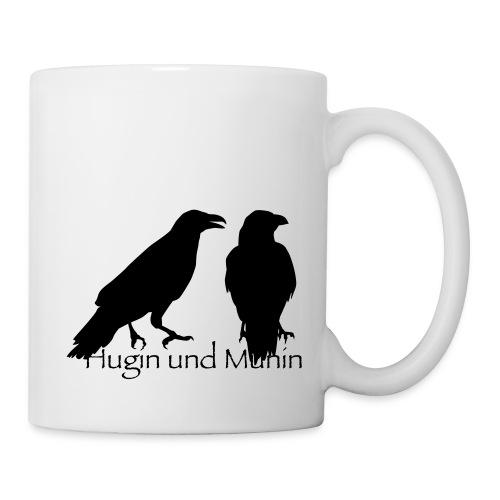 Hugin und Munin - Tasse