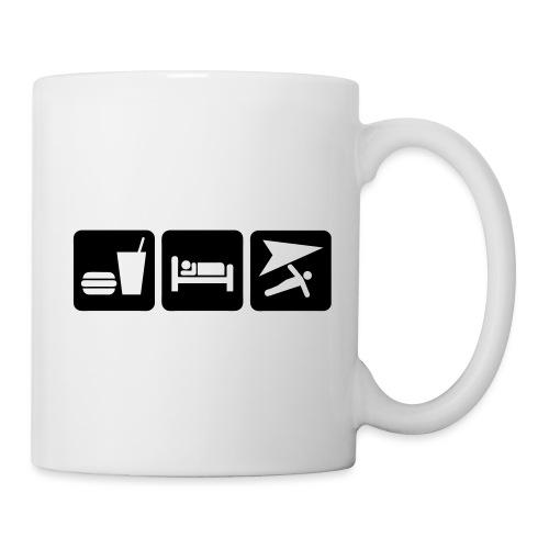 HG Eat, sleep, hangglide ! - Mug