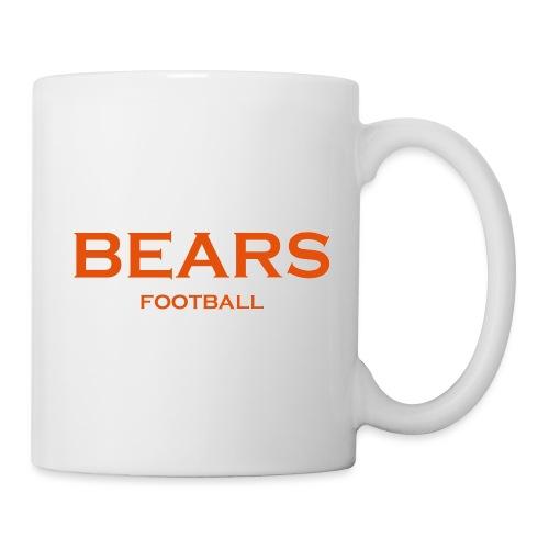 Bears Football - Tasse