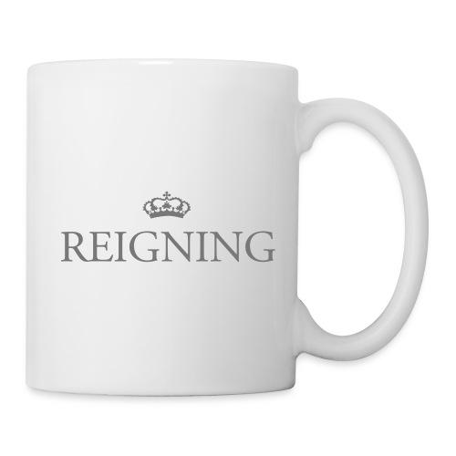 Gin O'Clock Reigning - Mug