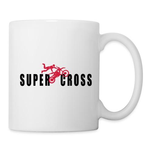 air Supercross - Mug blanc