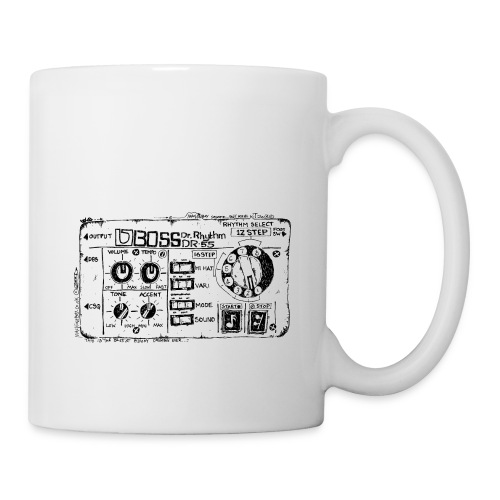 Drum Machine's R Ace! - Mug