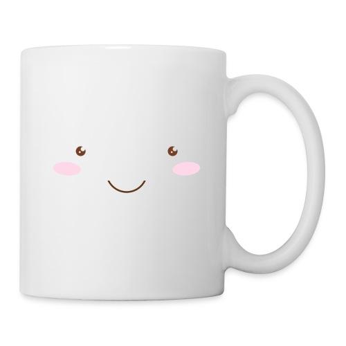 happy face - Mug