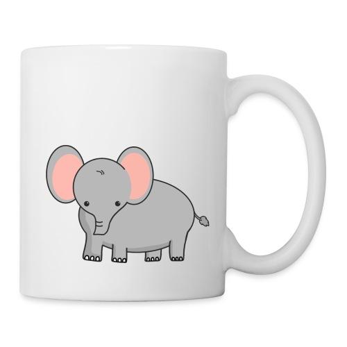Elefant - Tasse